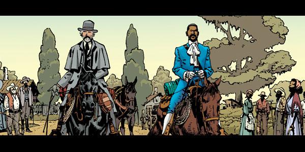 Django Comics