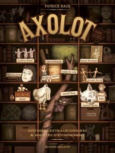 Axolot la BD
